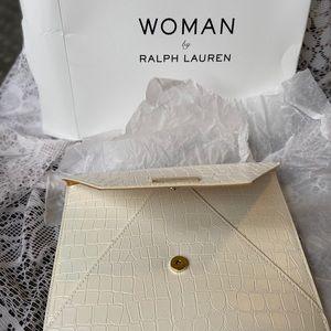 Luxury Ralph Lauren Clutch